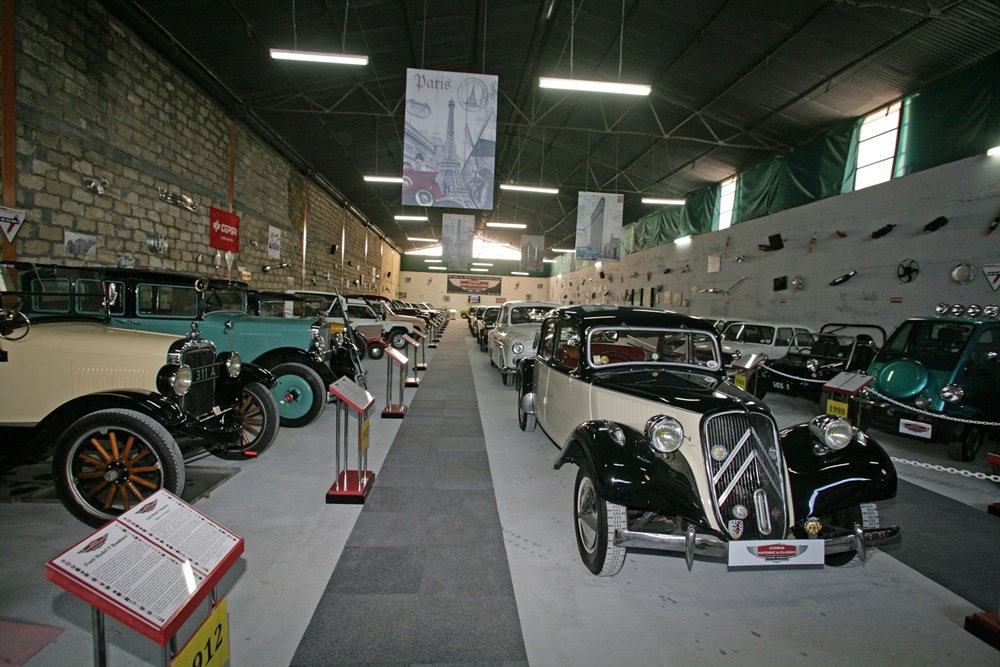 Cyprus Historic and Classic Motor Museum incyprus
