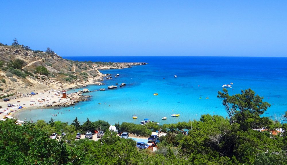 Konnos Beach chooseyourcyprus com