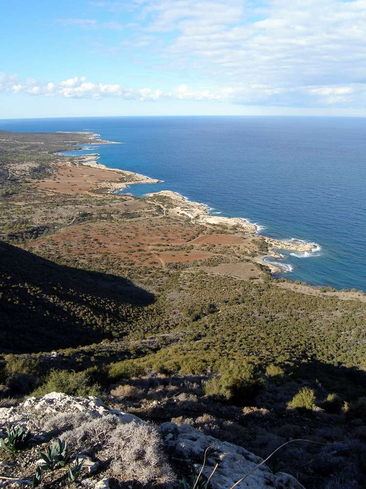The greatest advantage of cycling in the Polis area is its proximity to the Akamas Peninsulajpg