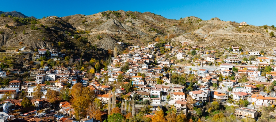 agros cycling route visitcyprus
