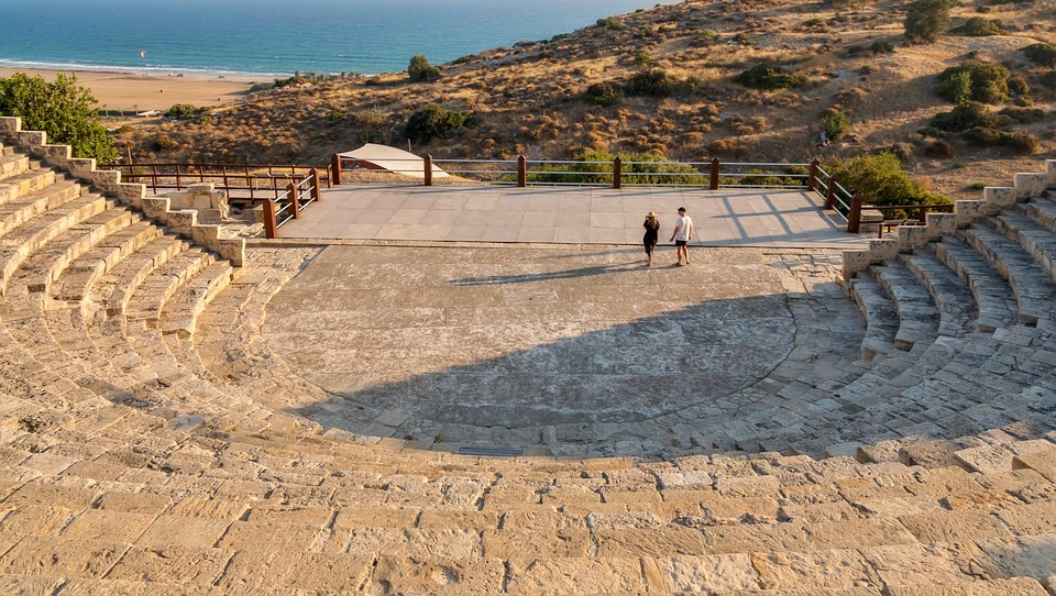kourion ancient amphitheater