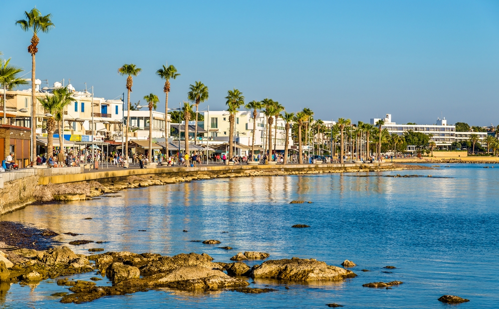 paphos seafromt