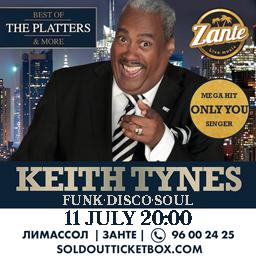 Zante Keith Tynes 11 July 2021
