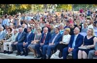 Официальная церемония открытия XII Кипрско-российского фестиваля, 10 июня 2017